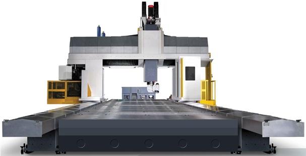 STOKTAN SIFIR 8000x4250mm KÖPRÜ TİPİ FREZE Image